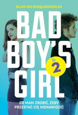 Bad Boy's Girl 2 - Blair Holden