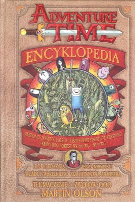 Adventure time Encyklopedia / Studio JG - Praca zbiorowa