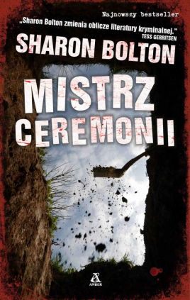 Mistrz ceremonii - Sharon Bolton