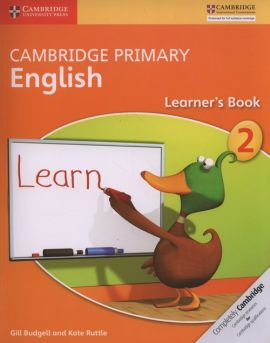 Cambridge Primary English Learner's Book 2 - Gill Budgell, Kate Ruttle