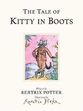 The Tale of Kitty In Boots - Beatrix Potter
