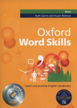 Oxford Word Skills Basic + CD - Ruth Gairns, Stuart Redman
