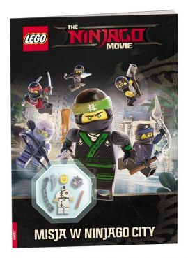 Lego Ninjago Movie Misja w Ninjago City