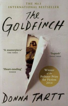 The Goldfinch - Outlet - Donna Tartt