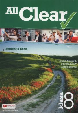 All Clear 8 Student's Book - Patrick Howarth, Daniel Morris, Patricia Reilly