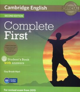 Complete First Student's Book with answers + 3CD - Guy Brook-Hart