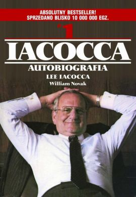 IACOCCA Autobiografia - Lee Iacocca, William Novak