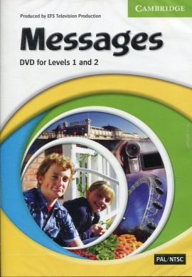 Messages Level 1 and 2 Video DVD (PAL/NTSCO) with Activity Booklet - Production EFS Television