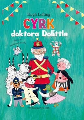 Cyrk doktora Dolittle - Hugh Lofting