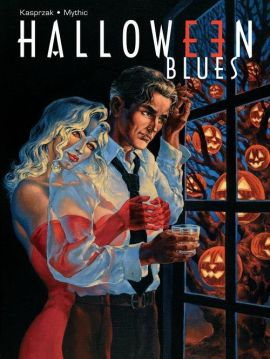 Halloween Blues Plansze Europy - Mythic