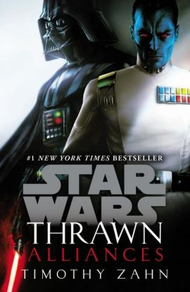 Star Wars Thrawn Alliances - Timothy Zahn