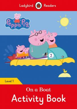 Peppa Pig: On a Boat Activity Book