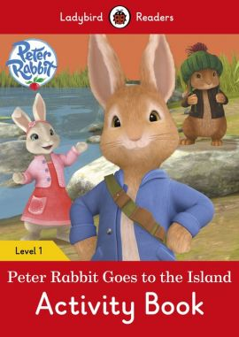 Peter Rabbit: Goes to the Island Activity Book