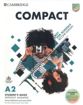 Compact Key for Schools A2 Student's Pack - Emma Heyderman, Susan White