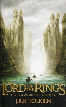Lord of the Rings - J.R.R. Tolkien