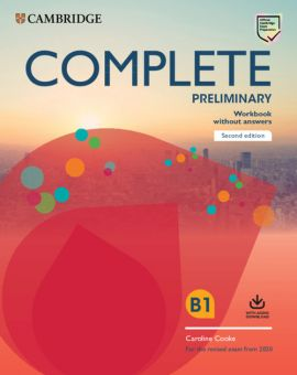 Complete Preliminary Workbook without Answers with Audio Download - Caroline Cooke