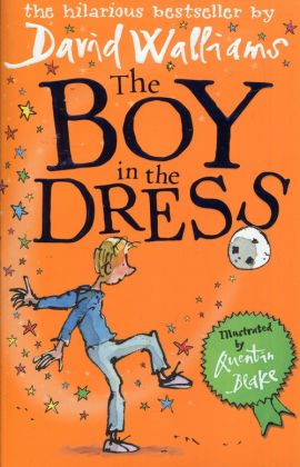 Boy in the dress - David Walliams