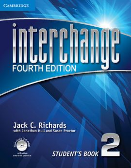 Interchange 2 Student's Book + DVD - Jonathan Hull, Susan Proctor, Richards Jack C.