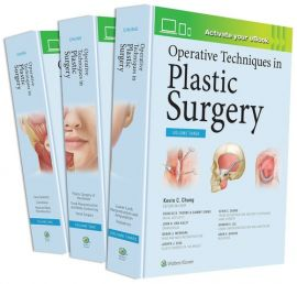 Operative Techniques in Plastic Surgery - Disa Joseph J., Chung Kevin C.