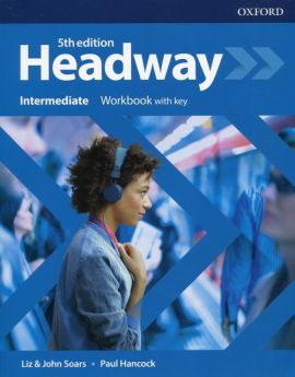 Headway Intermediate Workbook with key