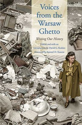 Voices from the Warsaw Ghetto - Roskies David G.