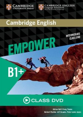 Cambridge English Empower Intermediate Class DVD - Adrian Doff, Herbert Puchta, Craig Thaine