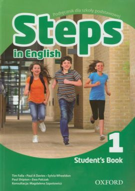 Steps In English 1 Student's Book / Exam Steps in English 1 Ćwiczenia - Paul Davies, Tim Falla, Sylvia Wheeldon