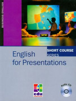 English for Presentations z płytą CD - Marion Grussendorf