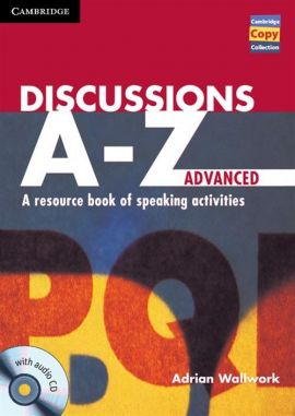 Discussions A-Z Advanced +CD - Adrian Wallwork