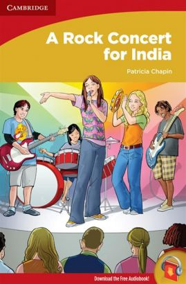 A Rock Concert for India - Patricia Chapin