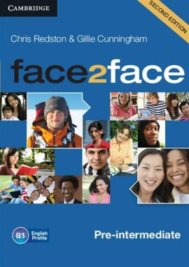 face2face Pre-intermediate Class Audio 3CD - Gillie Cunning, Chris Redston