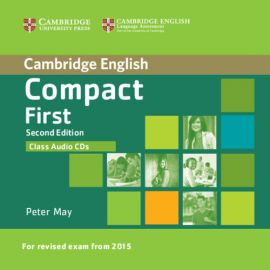 Compact First Class Audio 2CD - Peter May