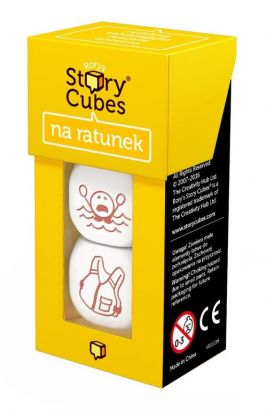 Story Cubes Na ratunek - Rory O'Connor