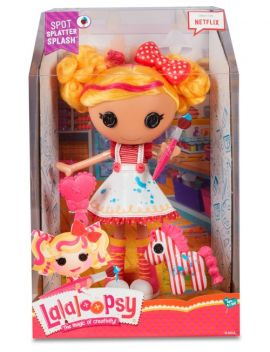 Lalaloopsy Spot Splatter Splash - Outlet