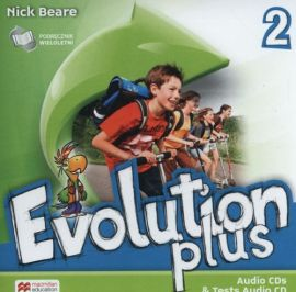 Evolution plus 2 Audio CD do wesji wieloletniej - Nick Beare