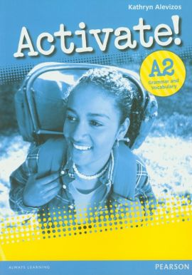 Activate! A2 Grammar and Vocabulary - Kathryn Alevizos