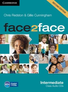 face2face Intermediate Class Audio 3CD - Gillie Cunningham, Chris Redston