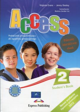Access 2 Student's Book + ieBook - Evans Virginia Dooley Jenny