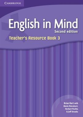 English in Mind 3 Teacher's Resource Book - Hart Brian, With Mario Rinvol