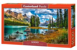 Puzzle The Spirit Island  4000 - Outlet