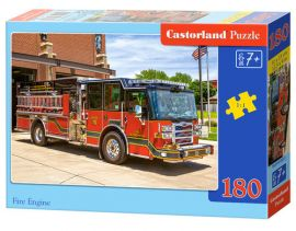 Puzzle 180 Fire Engine