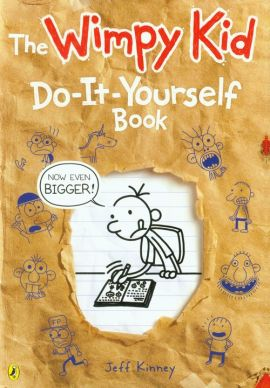 Diary of a Wimpy Kid Do-It-Yourself Book - Jeff Kinney