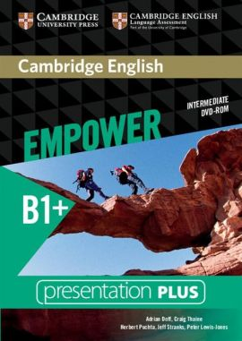 Cambridge English Empower Intermediate Presentation Plus DVD-ROM - Adrian Doff, Rachel Godfrey, Peter Lewis-Jones, Herbert Puchta, Jeff Stranks, Craig Thaine, Gareth Davies