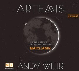 Artemis (audiobook) - Andy Weir
