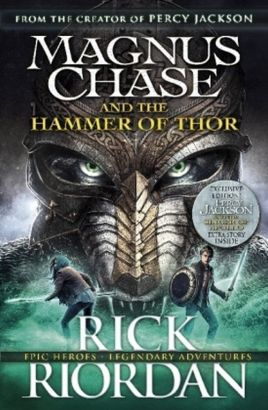 Magnus Chase and the Hammer of Thor - Outlet - Rick Riordan