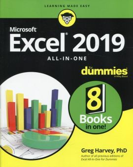 Excel 2019 All-in-One For Dummies - Greg Harvey
