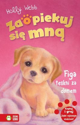 Figa tęskni za domem - Holly Webb