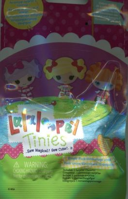 Lalaloopsy Tinies Blind Bags A Figurka