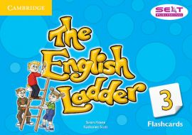 The English Ladder 3 Flashcards Pack of 104 - Susan House, Katharine Scott