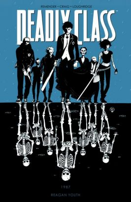 Deadly Class Tom 1 - Rick Remender